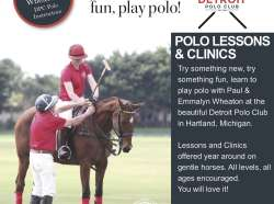 Introductory Polo Clinic August 5!